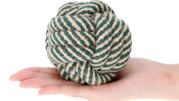 Magazine D.I.Y Making Rope Ball For Dogs 1