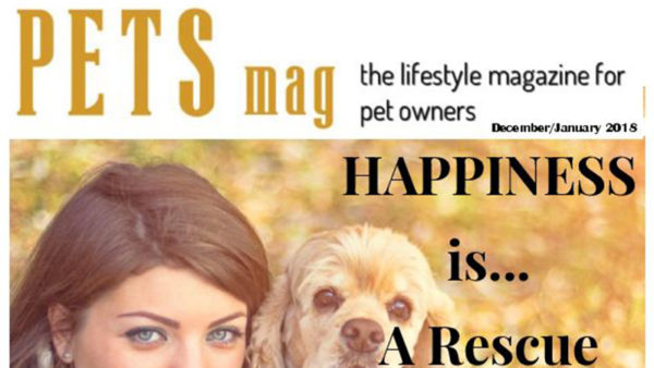 Magazine Pet Mag Dec-Jan 2018 Page 1