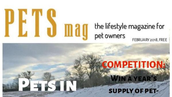Magazine Pet Mag Feb 2018 Page 1