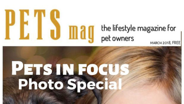 Magazine Pet Mag March 2018 Page 1